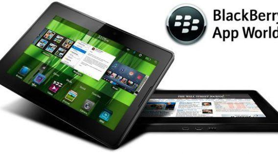 BlackBerry PlayBook 16GB, Wi-Fi  (Unlocked), 7in - Black