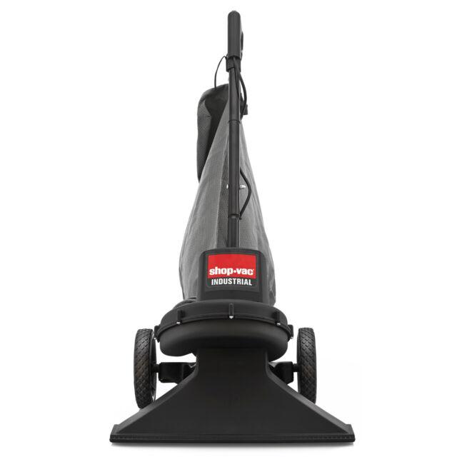 Shop Vac 125 Peak HP Industrial Sweep Dry Push Sweeper Vacuum 4050010 New