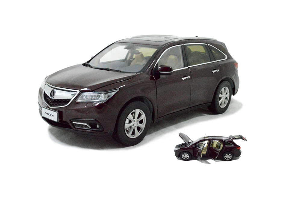 Paudi 1/18 Acura MDX 2016 Cast Model Car (red) | eBay