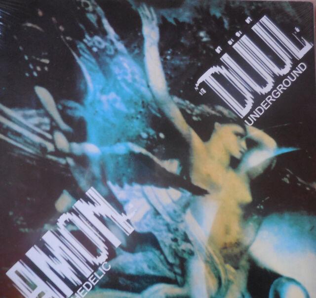 AMON DÜÜL psychedelic underground  LP NEU