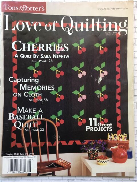 june may love quilt of quilting store magazine