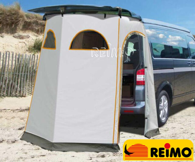 REIMO FRITZ TAILGATE Awning Shower Storage Tent For VW T4 T5 T6