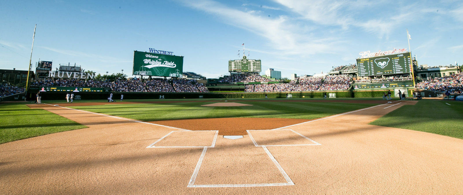 Chicago Cubs Road Games