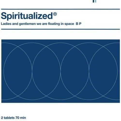 Spiritualized - Ladies & Gentlemen We Are Floating In Space [New Vinyl] Colored