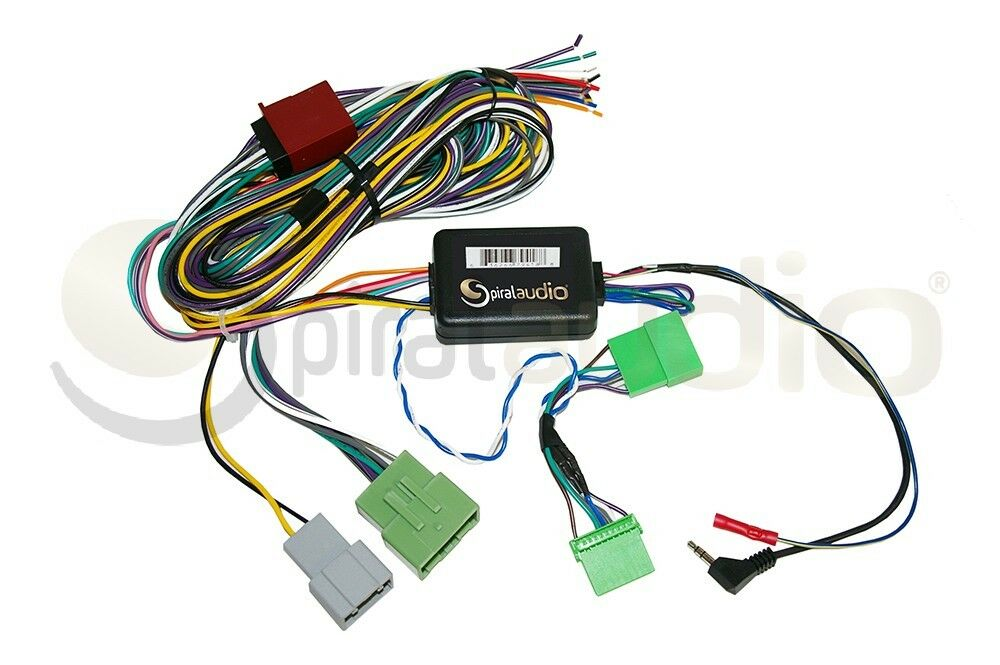 s l1600 volvo xc90 2003 2014 fiber optic swc wire harness for aftermarket Fiber Optic Connectors at edmiracle.co