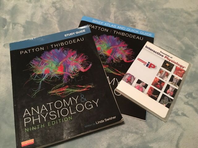 Study Guide for Anatomy and Physiology by Linda Swisher and Kevin T ...