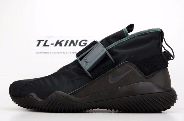 Nike Komyuter SE KMTR ACG Black Anthracite Men Slip On Shoes Sneakers AA0531001