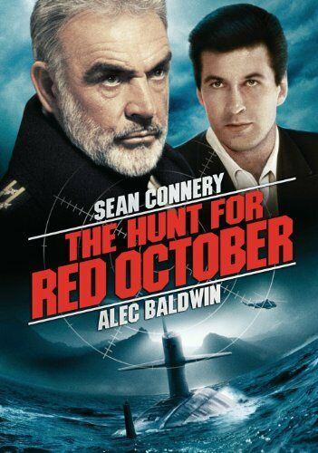 NEW The Hunt for Red October (DVD)