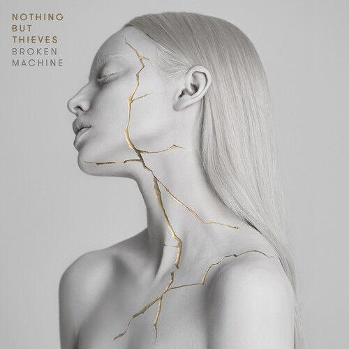 Nothing But Thieves - Broken Machine [New Vinyl LP] 140 Gram Vinyl , Download In