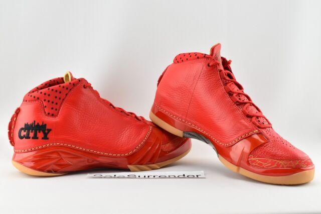 Nike Air Jordan XX3 Retro 23 Chicago  SIZE 9.5 Chitown Red Yellow 811645-650