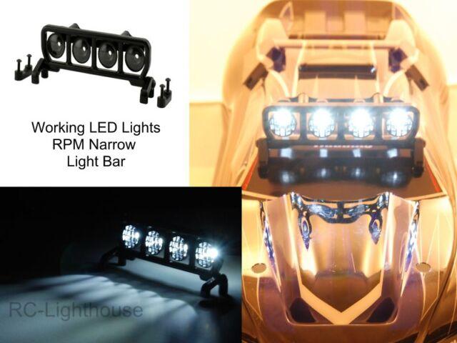 Rpm light bar narrow with 4 leds 80782 recon g6 rock black ebay rpm light bar narrow with 4 leds 80782 recon g6 rock black aloadofball Gallery