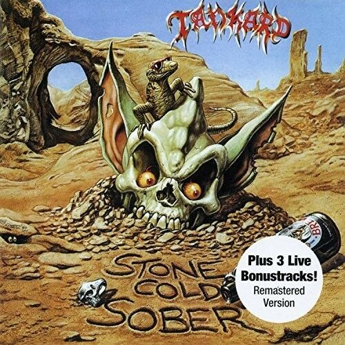 Tankard - Stone Cold Sober [New CD] UK - Import