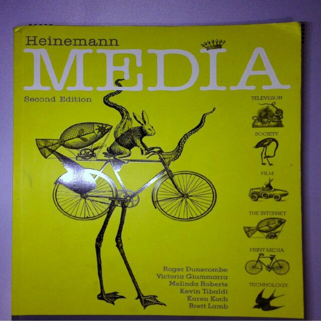 A5 Heinemann Media by Roger Dunscombe (Paperback, 2011) 2e