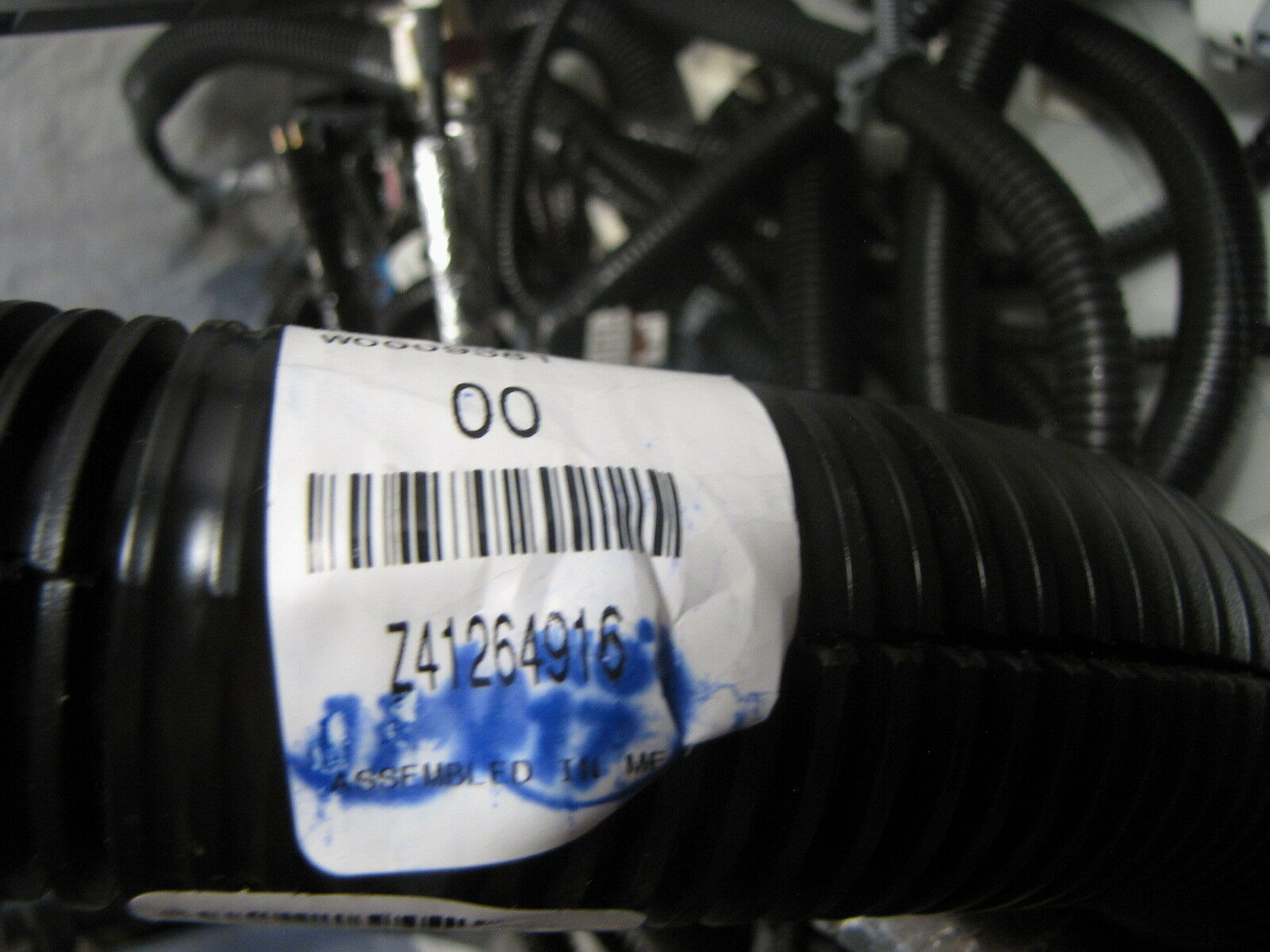 s l1600 workhorse w0009381 engine wiring harness w fuse relay center ebay wiring harness w0009381 at readyjetset.co