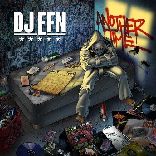 DJ EFN - Another Time [New Vinyl] Colored Vinyl, Silver