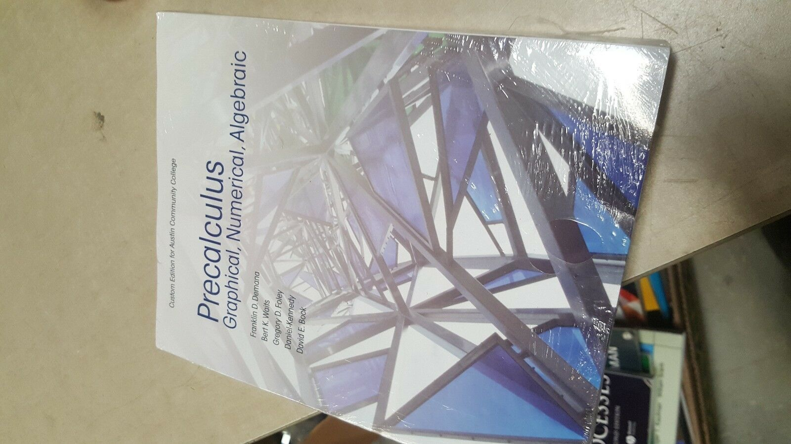 Precalculus : Graphical, Numerical, Algebraic by Franklin D. Demana ...