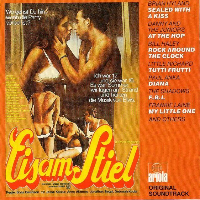 EIS AM STIEL 1 - CD - ORIGINAL SOUNDTRACK - OST