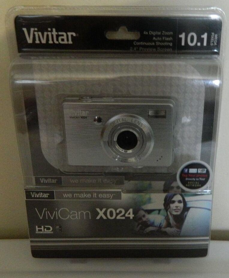 vivitar vivicam x024 10 1mp digital camera cranberry ebay rh ebay com Vivitar Digital Camera Manual Vivitar Mini Digital Camera Manual