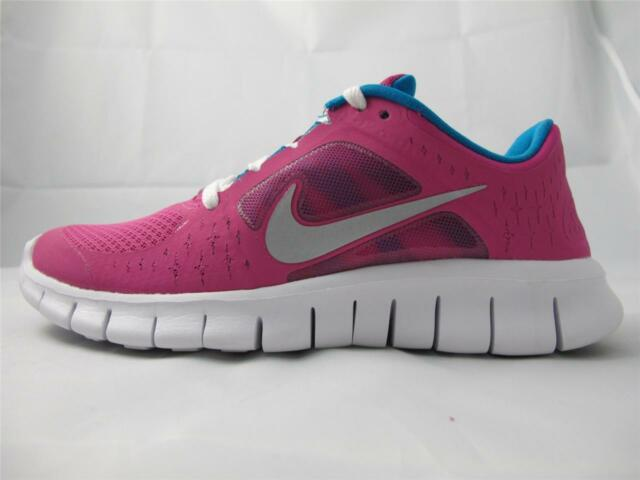 NEW JUNIORS NIKE FREE RUN 3- 512098-602