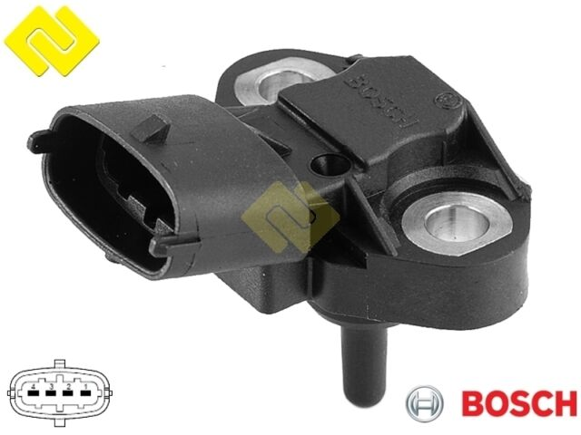 Bosch oil temperature pressure sensor fits iveco eurocargo trakker bosch 0281006123 intake manifold pressure sensor map iveco 504358206 48901930 fandeluxe Choice Image