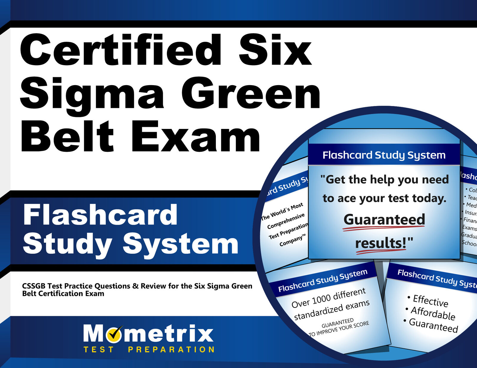 Certified six sigma green belt exam flashcard study system cssgb picture 1 of 1 1betcityfo Gallery
