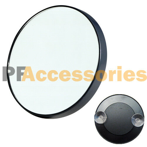 10x Magnifying Mirror 3 5 Inch Suction Cup For Beauty Makeup Cosmetic Face Care Ebay