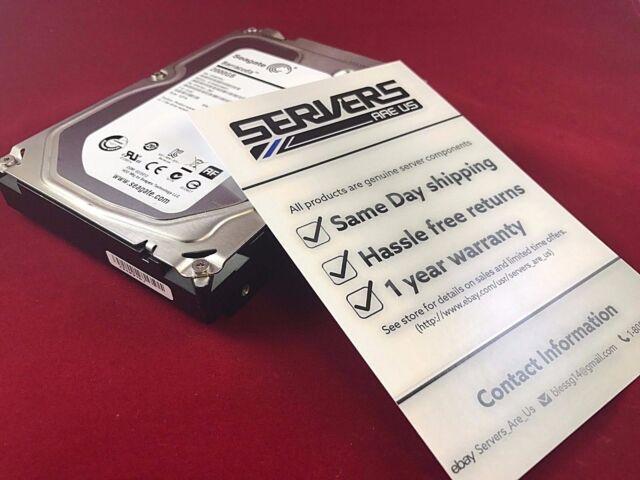 """Seagate ST2000DM001 2TB 64MB 7200RPM SATA 6G 3.5"""" Hard Drive"""