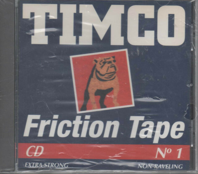Timco Friction Tape CD NEU My Dead Friends A Pill Love Locked July Franny