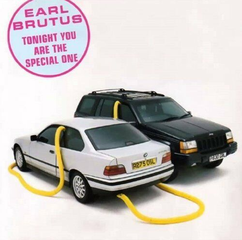 Earl Brutus - Tonight You Are the Special One (2016)  Vinyl LP  NEW  SPEEDYPOST