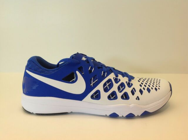 Kentucky Wildcats Nike Free Trainer 4 Amp  Size 11 Brand New