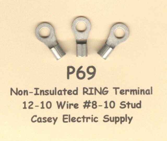 1900 molex 0190690209 non insulated ring terminal connectors 1210 50 non insulated ring terminal connectors 12 10 wire gauge awg 10 keyboard keysfo Gallery