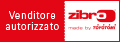 Venditore autorizzato Zibro