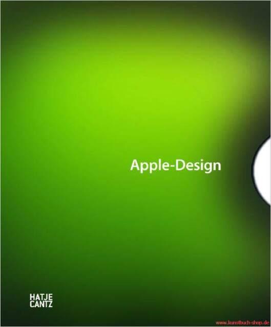 Fachbuch Apple Design iPad, iPod, iPhone Mac und viele alte Objekte HARDCOVER