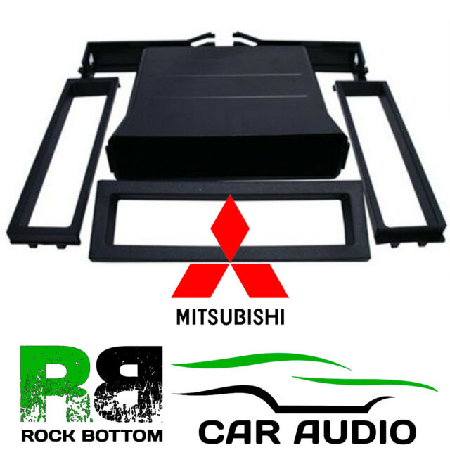 Mitsubishi 3000GT Upto 1999 Single Din Car Stereo Radio Fascia Panel APK5171U