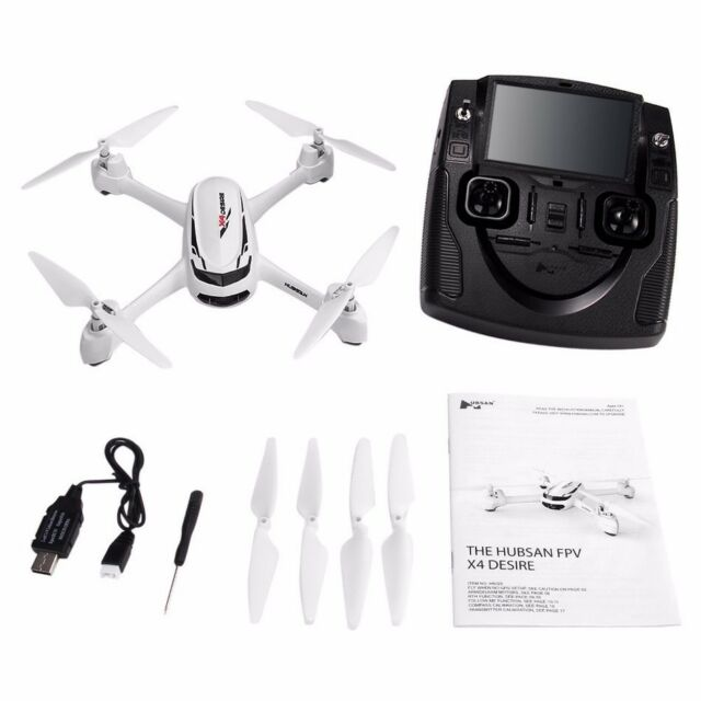 Hubsan X4 H502S FPV 5.8G GPS RC Quadcopter Drone w/720P HD Camera RTF Helicopter