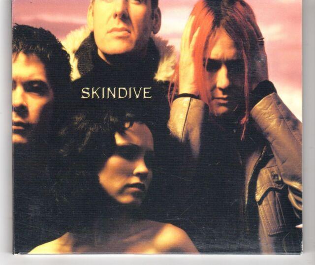 (HH375) Skindive, Skindive - 2001 CD