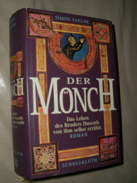 Simon Taylor: Der Mönch (Gebundene Ausgabe)