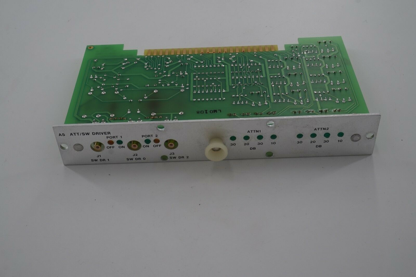 Agilent 08513 60011 Attenuator Driver Assembly Ebay Extech Ct70 Ac Circuit Load Tester Norton Secured Powered By Verisign