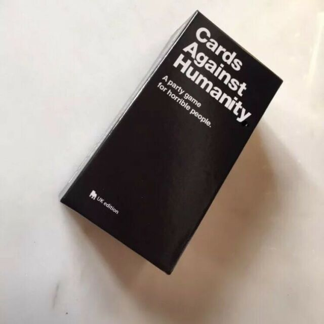 Cards against humanity uk edition board playing family birthday cards against humanity uk edition board playing family birthday party card game bookmarktalkfo Image collections