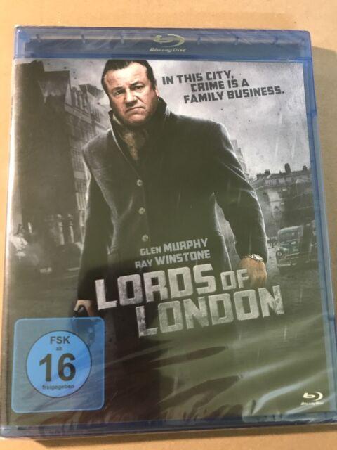 Lords of London Blu-ray OVP Ray Winstone Glen Murphy
