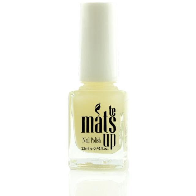 Isabelle Dupont Matte\'s up Matte Dull Finish Top Coat Nail Polish ...