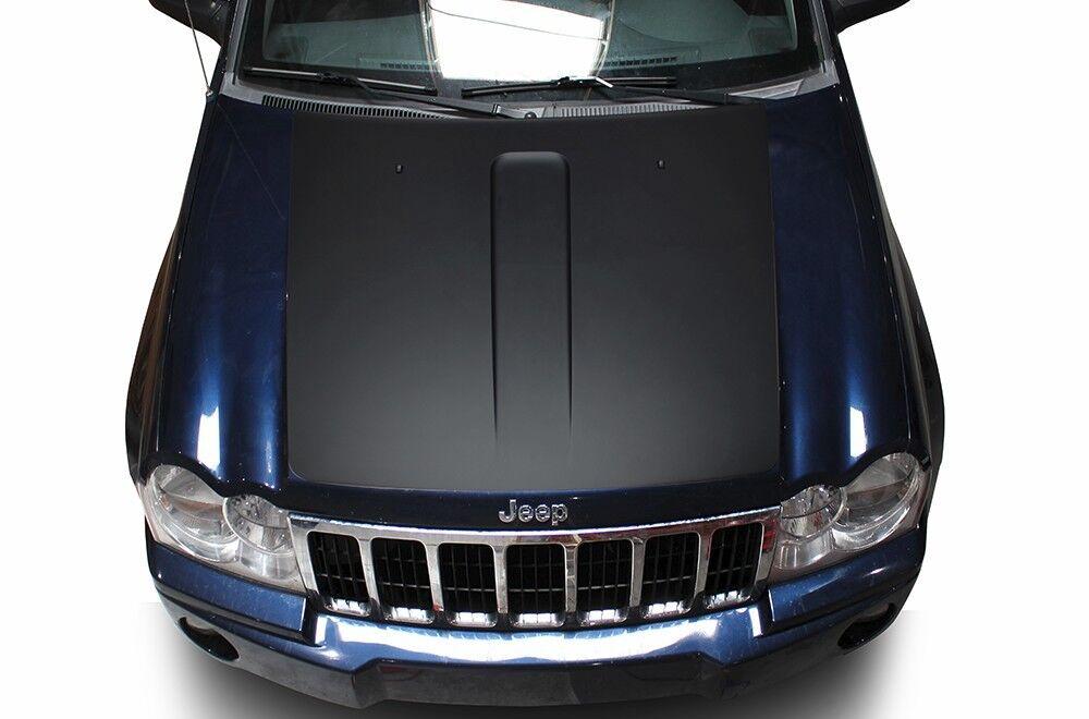 Custom Vinyl Decal Solid Hood Wrap Kit For Jeep Grand Cherokee - Custom vinyl hood decals