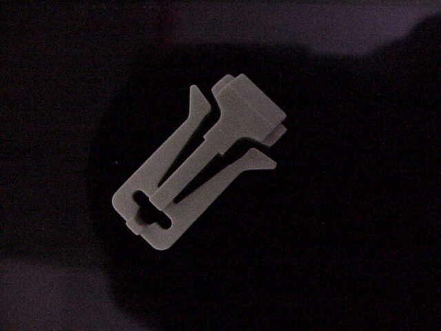 50 x Verrou Clip fixation sur rail disjoncteur Pour merlin gerin C60 DT40