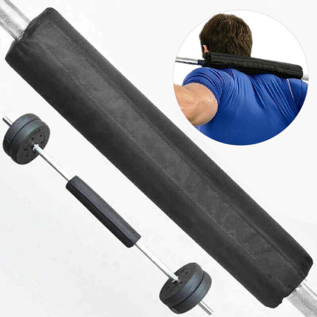 Foam Padded Barbell Cover For Gym Weight Lifting Squat Shoulder Back Support Hot