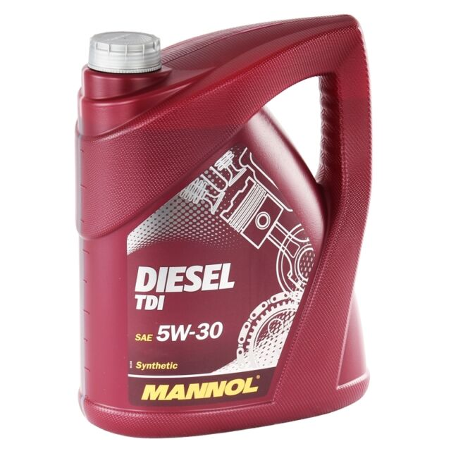 mannol diesel tdi 5w 30 motor l 5l ebay. Black Bedroom Furniture Sets. Home Design Ideas