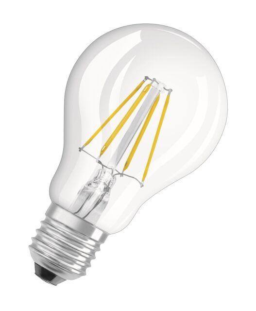 Osram LED RETROFIT Filament Lampe A40 E27 4W warmweiß 2700K wie 40W dimmbar