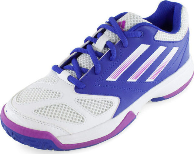 SCARPE ADIDAS FEATHER TEAM 3 XJ B35951 TENNIS RAGAZZA DONNA GINNASTICA SPORT