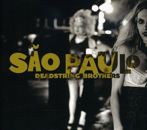 Deadstring Brothers - Sao Paulo [New CD] Digipack Packaging