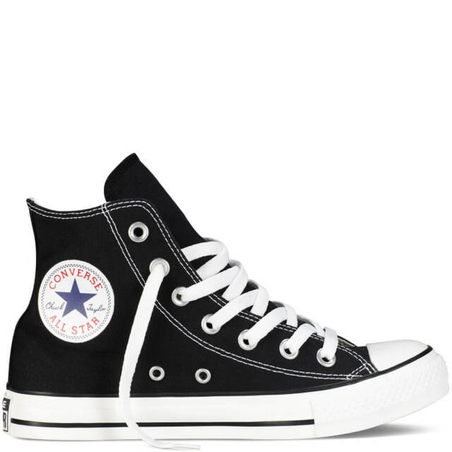 Converse All Star Sneaker Uomo Taglia 10 Grigio Verde Bianco Tessuto HI TOP EUR 44