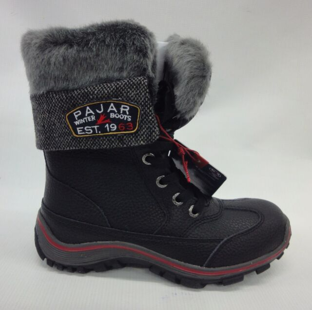 pajar alice women s boot euro 40 us 9 9 5 ebay